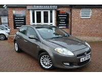 FIAT BRAVO 1.9 DYNAMIC 120 MULTIJET 5d 120 BHP (grey) 2007