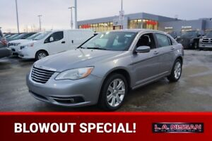 2013 Chrysler 200 TOURING Heated Seats,  A/C,