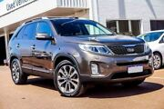 2013 Kia Sorento XM MY13 Platinum 4WD Gold 6 Speed Sports Automatic Wagon Westminster Stirling Area Preview