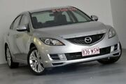 2009 Mazda 6 GH1051 MY09 Classic Silver 5 Speed Sports Automatic Sedan Taringa Brisbane South West Preview