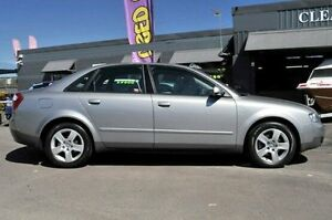 2003 Audi A4 B6 Multitronic Silver 1 Speed Constant Variable Sedan North Gosford Gosford Area Preview