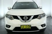 2014 Nissan X-Trail T32 ST-L X-tronic 4WD White 7 Speed Constant Variable Wagon Maryville Newcastle Area Preview