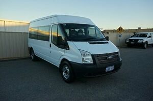 2012 Ford Transit VM Mid Roof White 6 Speed Manual Bus Pearsall Wanneroo Area Preview