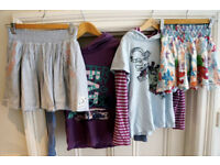 Bundle of girls Fat Face clothes