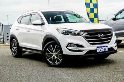 2015 Hyundai Tucson TL Active X (FWD) White 6 Speed Automatic Wagon Wangara Wanneroo Area Preview
