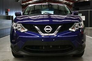 2015 Nissan Qashqai J11 ST Blue 1 Speed Constant Variable Wagon Maryville Newcastle Area Preview