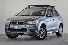 2011 Mitsubishi ASX XA MY11 2WD Grey 6 Speed Constant Variable Wagon Robina Gold Coast South Preview