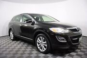 2012 Mazda CX-9 TB10A4 MY12 Luxury Black 6 Speed Sports Automatic Wagon Edwardstown Marion Area Preview