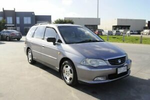 2000 Honda Odyssey (7 Seat) Gold 4 Speed Automatic Wagon Hoppers Crossing Wyndham Area Preview