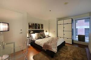 Condo-Style-Downtown Ensuite Laundry! Gym!