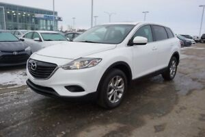 2015 Mazda CX-9 AWD GSL Accident Free,  Leather,  Heated Seats,