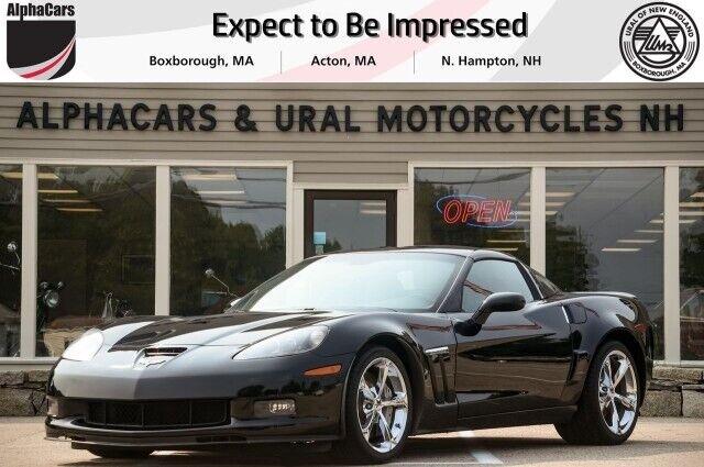 2010 Black Chevrolet Corvette Grand Sport 3LT | C6 Corvette Photo 1
