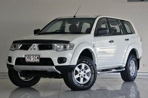 2012 Mitsubishi Challenger PB (KH) MY12 White 5 Speed Manual Wagon Southport Gold Coast City Preview