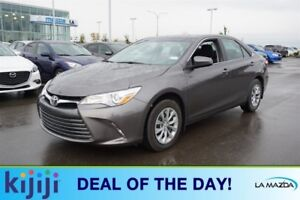 2017 Toyota Camry LE Accident Free,  Back-up Cam,  Bluetooth,