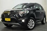 2015 Renault Koleos H45 PHASE III MY15 Expression Black 6 Speed Manual Wagon Edgewater Joondalup Area Preview