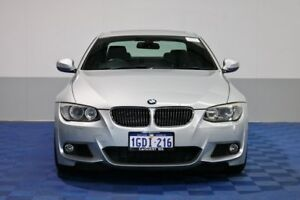 2010 BMW 335i E92 MY10 M Sport Silver 7 Speed Auto Direct Shift Coupe