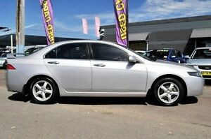 2004 Honda Accord Euro CL Luxury Silver 5 Speed Automatic Sedan North Gosford Gosford Area Preview