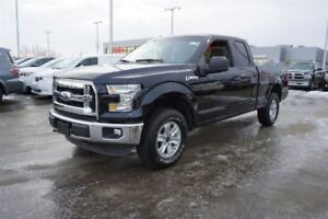 2016 Ford F-150 4X4 SUPERCAB XLT Accident Free,  Bluetooth,