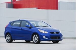 2012 Hyundai Accent - loaded