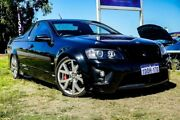 2009 Holden Special Vehicles Maloo E Series MY09 R8 Black 6 Speed Manual Utility Wangara Wanneroo Area Preview