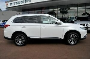 2016 Mitsubishi Outlander ZK MY16 LS (4x2) Starlight Continuous Variable Wagon Mount Gravatt Brisbane South East Preview