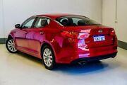 2014 Kia Optima TF MY14 SI Red 6 Speed Sports Automatic Sedan Wangara Wanneroo Area Preview