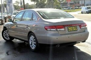 2006 Hyundai Grandeur TG Limited Gold 5 Speed Sports Automatic Sedan North Gosford Gosford Area Preview