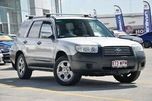 2006 Subaru Forester Silver Manual Wagon Capalaba West Brisbane South East Preview