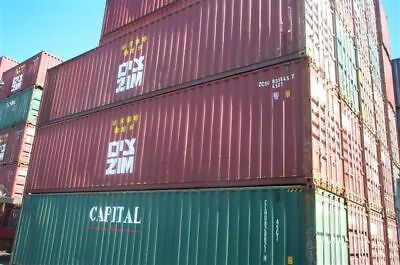 40 Storage Shipping Ocean Container Box  Nashville Tn