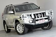2017 Toyota Landcruiser Prado GDJ150R VX Silver 6 Speed Sports Automatic Wagon Indooroopilly Brisbane South West Preview