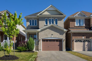 John Boddy Birchwood 3Br  Detached Home in Ajax- MOVE IN!