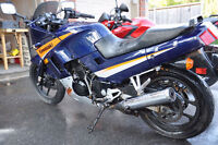 Ninja 250 - needs fork seals replaced(included)