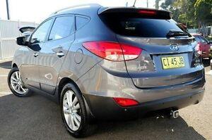 2012 Hyundai ix35 LM MY11 Highlander AWD Grey 6 Speed Sports Automatic Wagon Gosford Gosford Area Preview