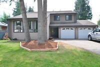 3 level split   Great Family Home in Sicamous