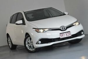 2018 Toyota Corolla ZRE182R Ascent Sport S-CVT White 7 Speed Constant Variable Hatchback Albion Brisbane North East Preview