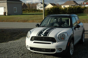 2012 MINI Cooper S (35 500KM) Countryman S Berline