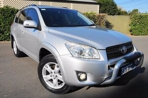 2012 Toyota RAV4 ACA33R MY12 Cruiser L Silver 4 Speed Automatic Wagon Glenelg East Holdfast Bay Preview