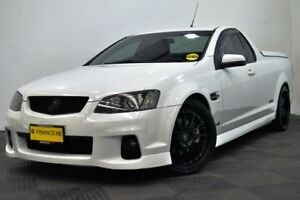 2011 Holden Ute VE II SS V White 6 Speed Sports Automatic Utility