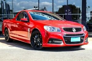 2014 Holden Ute VF MY14 SS V Ute Redline Red 6 Speed Sports Automatic Utility Parramatta Parramatta Area Preview