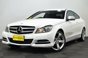 2013 Mercedes-Benz C250 CDI C204 MY13 7G-Tronic White 7 Speed Sports Automatic Coupe Edgewater Joondalup Area Preview