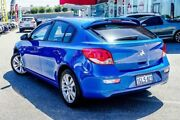 2015 Holden Cruze JH MY15 Equipe Blue 6 Speed Automatic Hatchback Wangara Wanneroo Area Preview