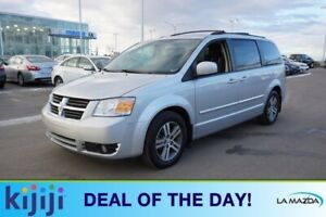 2009 Dodge Grand Caravan SXT Accident Free,  3rd Row,  Back-up C