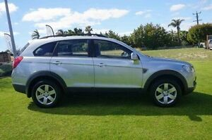 2008 Holden Captiva CG MY08 CX AWD Silver 5 Speed Sports Automatic Wagon Wangara Wanneroo Area Preview