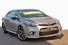 2014 Kia Cerato YD MY15 Koup Turbo Silver 6 Speed Manual Coupe Coolangatta Gold Coast South Preview