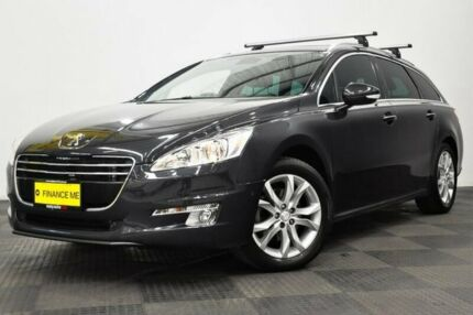 2012 Peugeot 508 Allure Touring HDi Grey 6 Speed Sports Automatic Wagon Edgewater Joondalup Area Preview