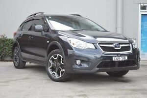 2013 Subaru XV MY13 2.0I-L Dark Grey Continuous Variable Wagon South Maitland Maitland Area Preview