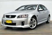 2010 Holden Commodore VE MY10 SV6 Silver 6 Speed Sports Automatic Sedan Thornlie Gosnells Area Preview