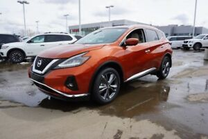 2019 Nissan Murano AWD PLATINUM APPLE CARPLAY/ANDROID AUTO, BACK