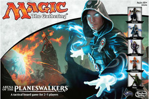 Magic The Gathering – Arena of the Planeswalkers Board Game