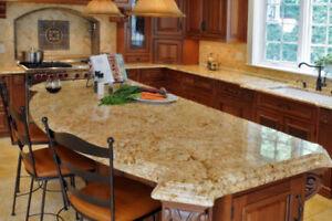 Granit.Quartz.Marble Kitchen Countertop-custom made